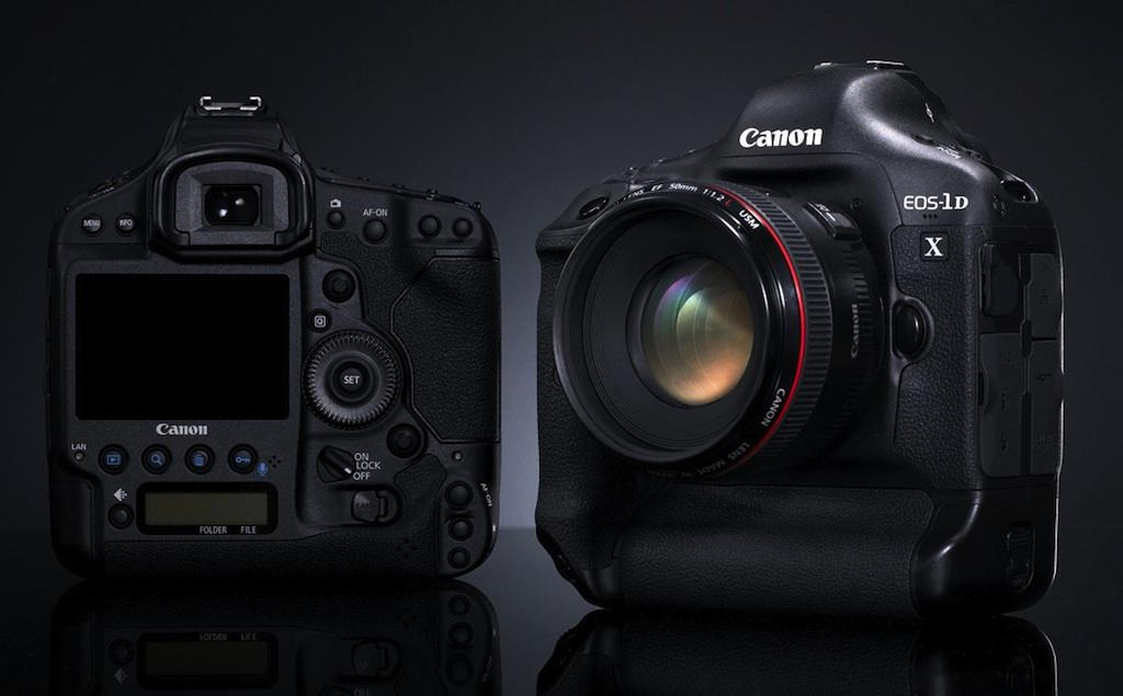 Canon EOS-1D X: combinación de velocidad, resolución y calidad ...