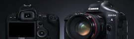 La innovadora Canon EOS-1D X estará a la venta en España desde finales de abril