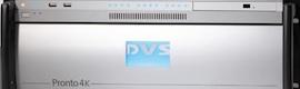 Almacenar y reproducir de HD a 4K con el nuevo DVS Pronto 4K