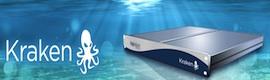 Kraken de Haivision: transcodificación H.264 de baja latencia en tiempo real