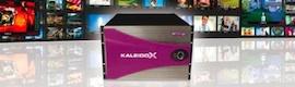 Crosspoint suministra tecnología Miranda para la nueva multicontinuidad de Canal 9