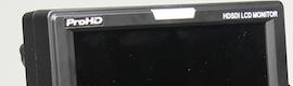 Nueva serie de monitores portátiles ProHD de JVC