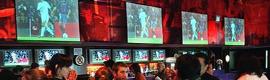 Los centros comerciales de Sonae Sierra emitirán Gol Televisión en su red de digital signage