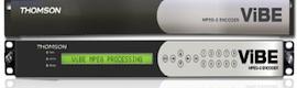 Cinco canales HD de la BBC en un único múltiplex DVB-T2 con codificación de Thomson