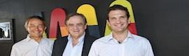 Telefónica de Argentina inaugura el Espacio Wayra para fomento de proyectos tecnológicos