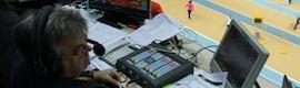Tecnología de AEQ en el Mundial de Atletismo de Pista Cubierta en Estambul
