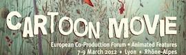 Abano, Ficción y Perro Verde Films presentan sus proyectos en la 14 edición del Cartoon Movie de Lyon
