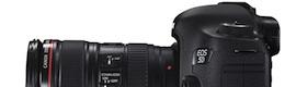 Canon presenta la EOS 5D Mark III