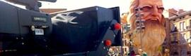 '3D Flames', el primer documental 3D sobre las Fallas de Valencia, se estrena en El Hemisfèric