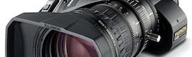 Fujinon estrenará en NAB la lente XA20xs8.5BERM para ENG