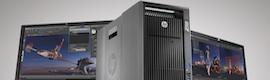 HP pone al día su familia de workstations de la serie Z