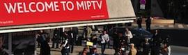 Importante presencia española en MIPTV