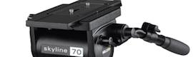Skyline 70: Miller presentará en NAB una cabeza fluida para cámaras de hasta 40 kilos