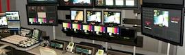 Montercarlo TV Canal 4 de Montevideo migra a HD con Miranda y Omneon