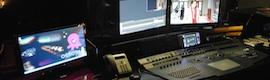 Producción y postproducción al más alto nivel con Octopus y VM Broadcast