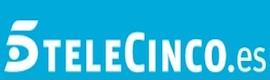 Telecinco.es arrebata a RTVE.es el primer puesto en portales de TV