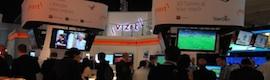 Renderizado en tiempo real en 3D, distribución multiplataforma y flujos de trabajo centralizados, protagonistas del stand de Vizrt en NAB 2012