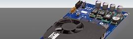 DVS presenta en NAB su tarjeta de vídeo CinePlay, que soporta 2K 3D a 24fps