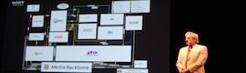 Sony centra su mensaje en NAB en el 4K
