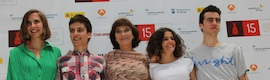 'Els nens salvatges', Biznaga de Oro en Málaga