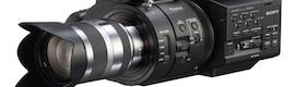 Sony estrena en NAB la nueva NEX-FS700 que ofrecerá 4K con grabación a 960fps