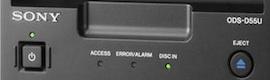 ODS-D55U: nuevo almacenamiento óptico de 1,5 TB de Sony