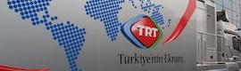Gearhouse opta por Harris para las nuevas unidades móviles de TRT