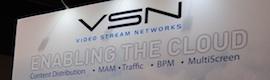 VSN amplía la línea de soluciones en la nube con un stand dedicado en NAB