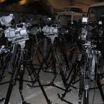 Cadenas de cámaras listas para su montaje en unidades móviles