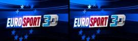 Amplia cobertura de Eurosport en 3D en los Juegos de Londres