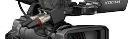 PMW-100: Sony ampliará la gama XDCAM con un camcorder ligero con grabación hasta 50 Mbps