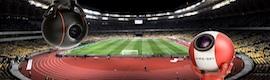 Camera Corps jugará un papel clave en la Eurocopa 2012