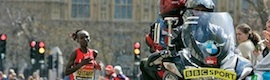 Corrección de color en el maratón de Londres con Eyeheight