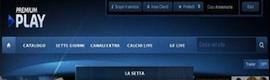 Mediaset Italia amplía su servicio Premium Play a iPad
