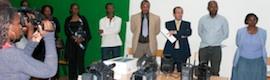 IEC en el Proyecto Universitario Complutense-Mozambique