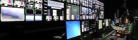 Sky News Arabia pone en marcha su gran centro de producción basado en archivos