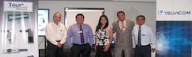La peruana Telvicom presentó el Tour Tecnológico en Chiclayo