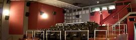 Sonoblok inaugura un estudio con sonido 3D de Imm Sound