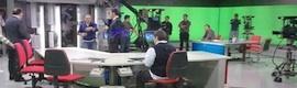 KCET integra en sus nuevas instalaciones un virtual de Orad