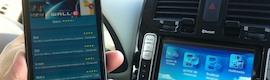 Telefónica implanta un proyecto pionero de recarga multimedia en el automóvil