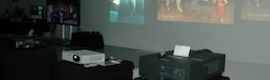 Lo último en display y proyección en el Panasonic Visual Experience Roadshow