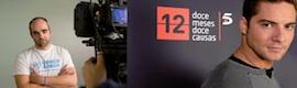 """La Academia de Televisión otorga el Premio Iris Especial a Telecinco por su proyecto solidario """"12 meses, 12 causas"""""""