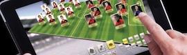 LiberoVision analiza con grafismo 3D las mejores jugadas durante la Eurocopa