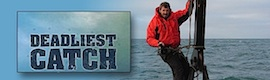 'Pesca radical' en Discovery, todo un reto en ambientes hostiles para Lectrosonics