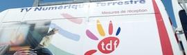 Pruebas con DVB-T2 en la Bretaña francesa