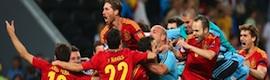 Los 13 minutos de los penaltis de la semifinal de la Eurocopa, la emisión más vista de la historia