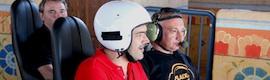 Flaix FM emite desde la montaña rusa más alta de Europa con AEQ Phoenix Lite