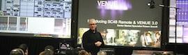 Robert Scovill imparte una clase magistral sobre sonido en vivo