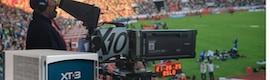 Tv Globo opta por los servidores XT3 tanto para los estudios como para su nueva móvil en HD
