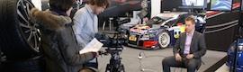 Cinegy da un giro radical en la forma de trabajar la postproducción en Motorvision